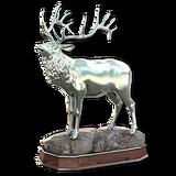 Rocky mountain elk silver