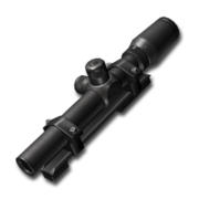 2-6x26mm Rifle Scope