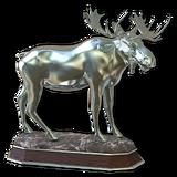 Moose silver