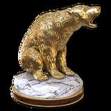 Polar bear gold