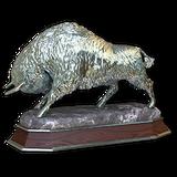 Bison silver