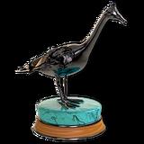 Magpie goose hematite