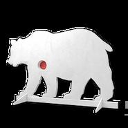 Deployable target bear