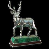 Rusa deer silver