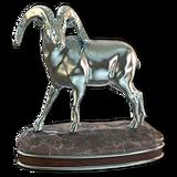 Bighorn sheep silver