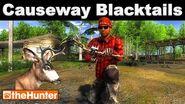 Causeway Blacktail Hunting (Whitehart Island)