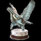 Willow ptarmigan silver