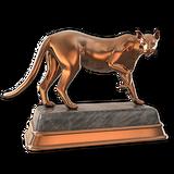 Puma bronze
