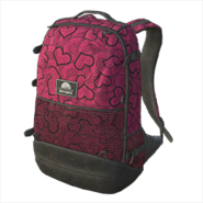 Backpack heartful