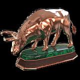 Banteng bronze