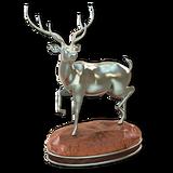 Axis deer silver