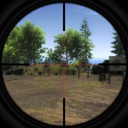 3-9x32mm Air Rifle Scope