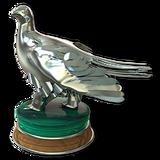 White tailed ptarmigan silver
