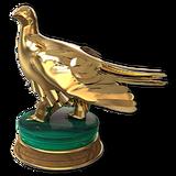 White tailed ptarmigan gold