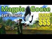 Let's Hunt MAGPIE GOOSE - theHunter Classic