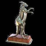Red kangaroo silver