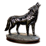 Grey wolf hematite