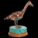 Magpie goose bronze