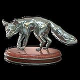 Red fox silver