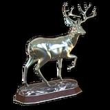 Mule deer silver