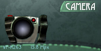 VP-H263 Camera 15.8 Mpx