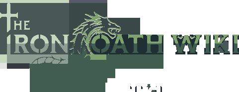The Iron Oath Wiki