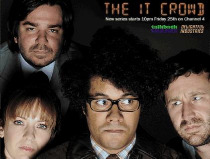 The IT Crowd Wiki