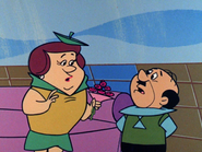 Mrs Spacely Jetsons Nite Out (3)