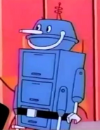 Mac in The Jetsons Meet the Flintstones