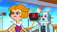 Angry Jane tension The Jetsons & WWE Robo-WrestleMania (19)