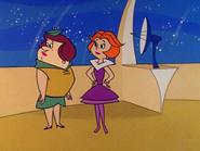 Mrs Spacely Jetsons Nite Out (6)