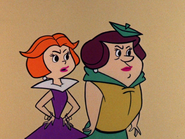 Mrs Spacely Jetsons Nite Out (5)