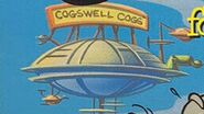 Cogswell Cogs VHS Cover