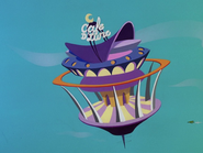 The Jetsons Cafe D'Lune