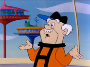 Henry Orbit in The Jetsons Meet the Flintstones (2)