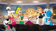 Jetsons LG Commericial Jane Birthday (33)