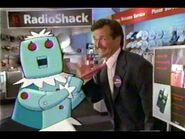 1999, RADIO SHACK, SPRINT, JETSONS, TV COMMERCIAL