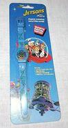 Vintage Hanna Barbera Jetsons The Movie Character Digital Watch 1990