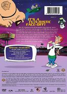 The Jetsons & WWE Robo-WrestleMania! Back Cover