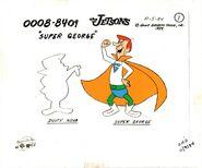 The Jetsons - Animation Model Cel - SuperGeorge