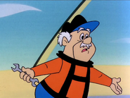 Henry Orbit explain The Jetsons Meet the Flintstones