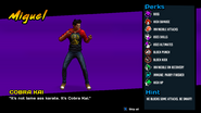 Miguel (Cobra Kai Video Game)