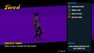 Jared (Cobra Kai Video Game)