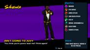 Shawn (Cobra Kai Video Game)