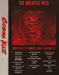 Cobra Kai S3 Soundtrack