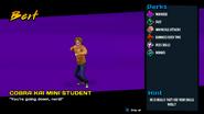 Bert (Cobra Kai Video Game)