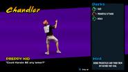 Chandler (Cobra Kai Video Game)