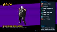 Sloth (Cobra Kai Video Game)