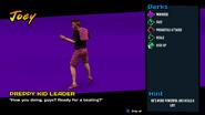 Joey (Cobra Kai Video Game)
