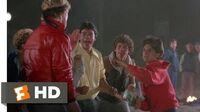 Daniel Defends Ali - The Karate Kid (1 8) Movie CLIP (1984) HD